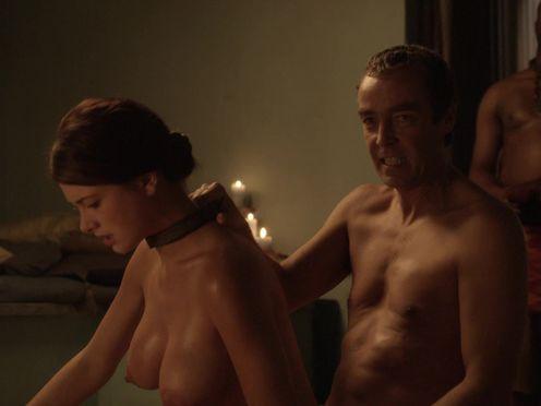 Секс с рабыней при жене в Древнем Риме