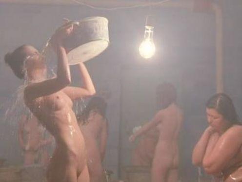 Настоящие голые русские женщины в бане