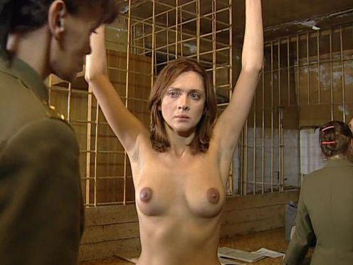 Осмотр голых заключенных женщин в русской тюрьме